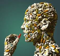 hombre de píldoras